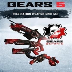 Gears 5 Esports Rise Nation Loadout Set