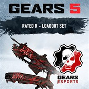 Gears 5 Gears Esports Rated R Loadout Set