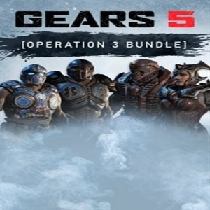 Gears 5 Operation 3 Gridiron Bundle