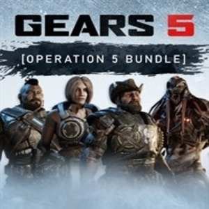Gears 5 Operation 5 Bundle