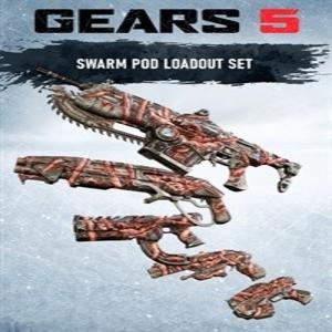 Gears 5 Swarm Pod Loadout Set