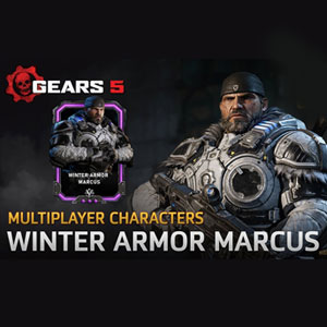 Gears 5 Winter Armor Marcus Skin