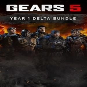Gears 5 Year 1 Delta Bundle