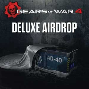 Buy Gears of War 4 Deluxe Airdrop Xbox One Code Compare Prices