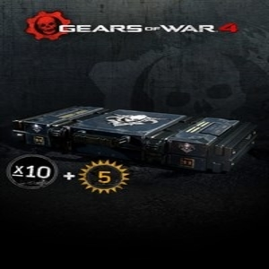 Gears of War 4 Horde Stockpile