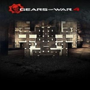 Gears of War 4 Map Blood Drive