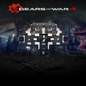 Gears of War 4 Map Clocktower