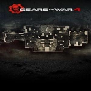 Gears of War 4 Map Fuel Depot