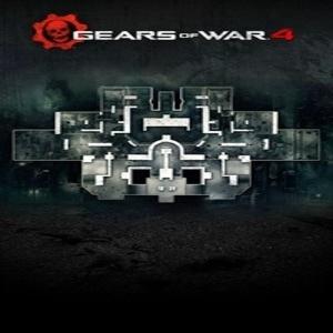 Gears of War 4 Map Harbor Haze