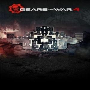 Gears of War 4 Map Impact Dark