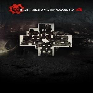 Gears of War 4 Map Raven Down