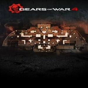 Gears of War 4 Map Reclaimed Windflare