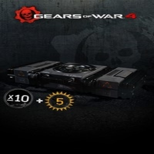 Gears of War 4 Operations Stockpile