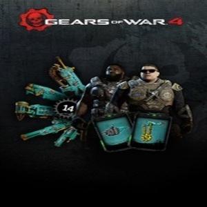 Gears of War 4 Run The Jewels Airdrop