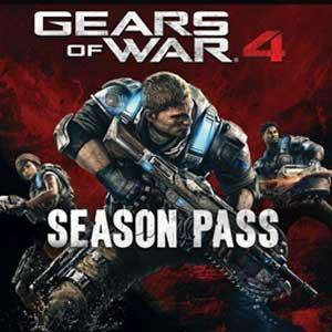 Gears of War 4 Season Pass