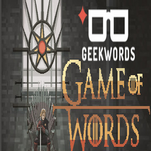Buy Geekwords Game of Words CD Key Compare Prices