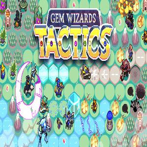 Gem Wizards Tactics