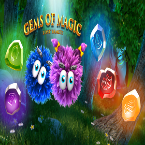 Gems of Magic Lost Family