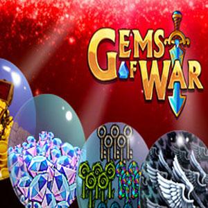 Gems of War 505 Pack