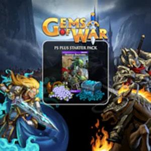 Gems of War PS Plus Starter Pack
