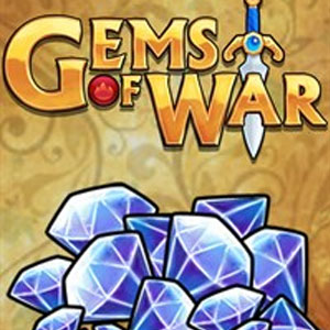 Gems of War Stack of Gems