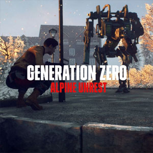 Generation Zero Alpine Unrest