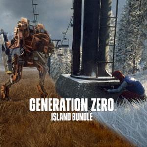 Generation Zero Island Bundle