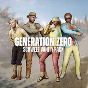 Generation Zero Schweet Vanity Pack