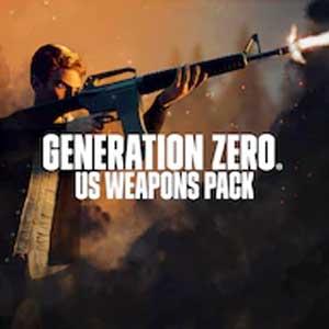 Generation Zero US Weapons Pack
