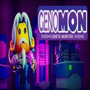Genomon Genetic Monsters