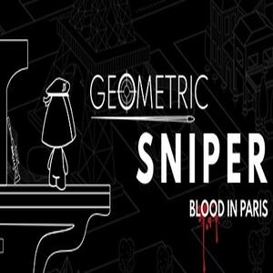 Geometric Sniper Blood in Paris