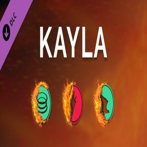 GetMeBro Kayla skin and effects