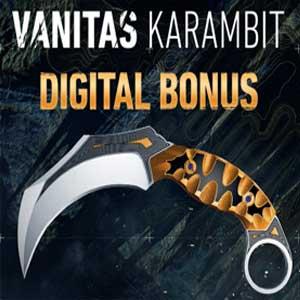 Ghost Recon Breakpoint Vanitas Karambit Knife Skin