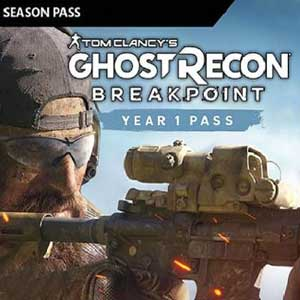 Ghost Recon Breakpoint Year 1 Pass