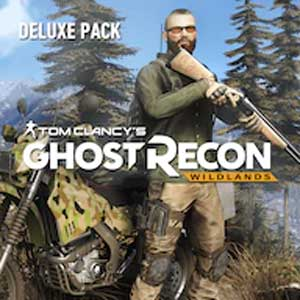 Ghost Recon Wildlands Deluxe Pack