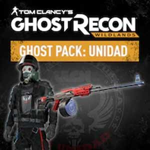 Ghost Recon Wildlands Ghost Pack Unidad