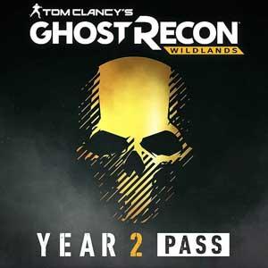 Ghost Recon Wildlands Year 2 Pass