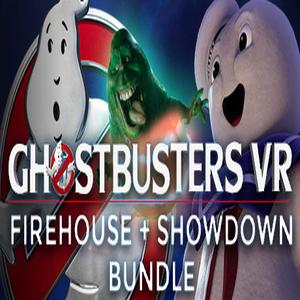 GHOSTBUSTERS VR FIREHOUSE SHOWDOWN BUNDLE