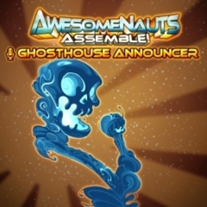 Ghosthouse Awesomenauts Assemble Announcer