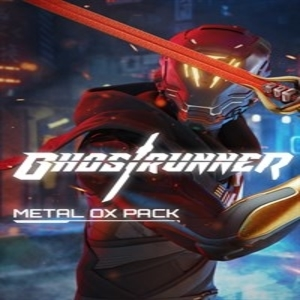 Buy Ghostrunner Metal OX Pack PS4 Compare Prices