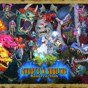 Buy Ghosts n Goblins Resurrection PS4 Compare Prices