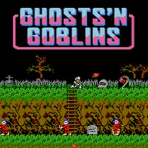Buy Ghosts n Goblins Nintendo 3DS Compare Prices