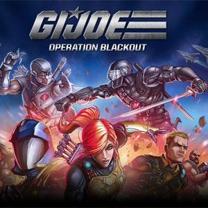 Gi Joe Operation Blackout