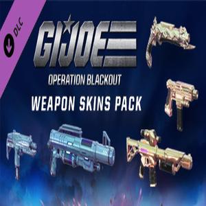 G.I. Joe Operation Blackout G.I. Joe and Cobra Weapons Pack