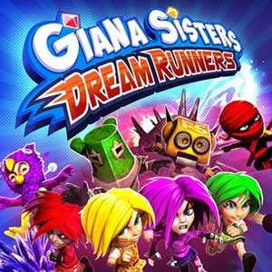 Giana Sisters Dream Runners