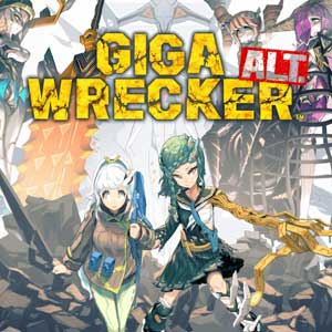 Buy GIGA WRECKER ALT PS4 Compare Prices