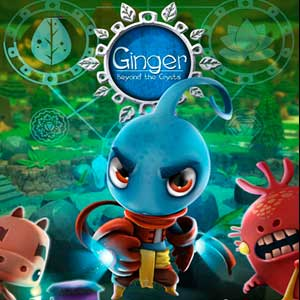 Buy Ginger Beyond the Crystal PS4 Game Code Compare Prices