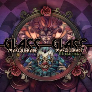 Glass Masquerade Double Pack