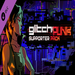 Buy Glitchpunk Supporter Pack CD Key Compare Prices