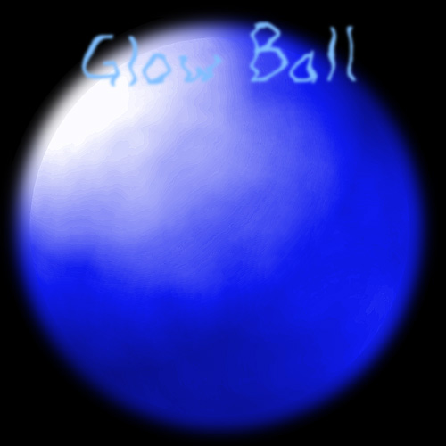 Glow Ball The billiard puzzle game